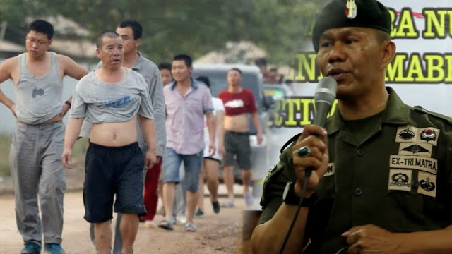 Kuasa Hukum: Ruslan Buton Dipecat dari TNI gegara Bikin Susah TKA China Masuk Maluku