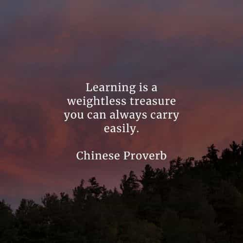 Learning quotes that'll help you become successful