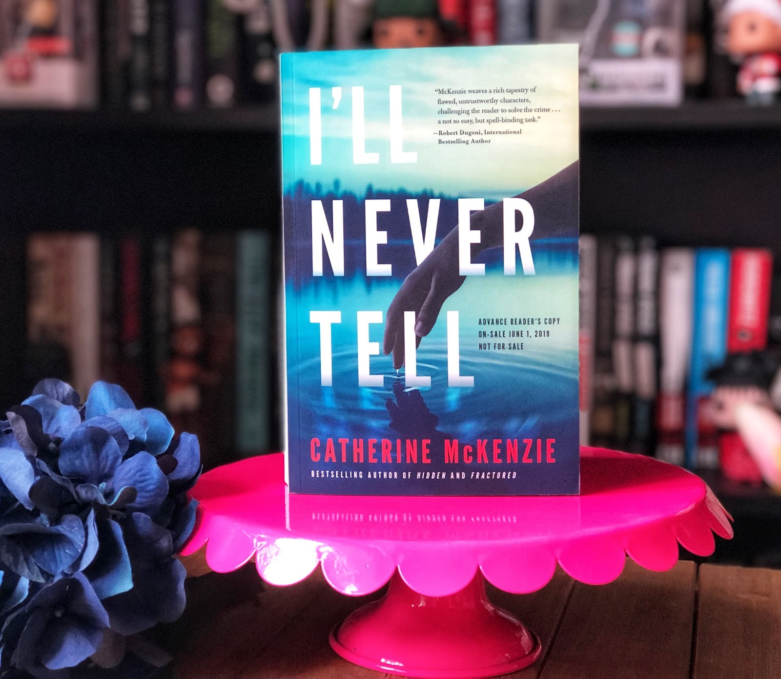 Tara's Book Addiction: ARC Review: I'll Never Tell by