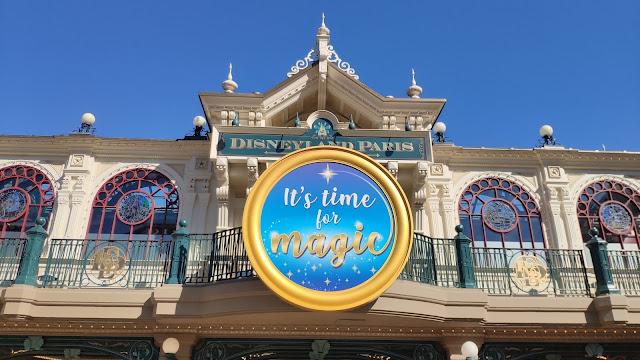 Disneyland Paris Reopening July 15 timeformagic station