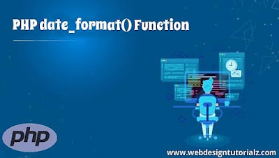 PHP date_format() Function