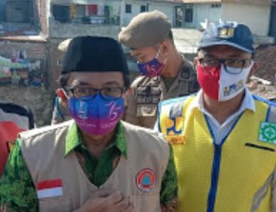 Plt Bupati Jember Kyai Muqid Arif Tinjau Pengerjaan Proyek Jompo