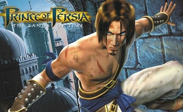 Prince of Persia: The Sands of Time Game Ringan