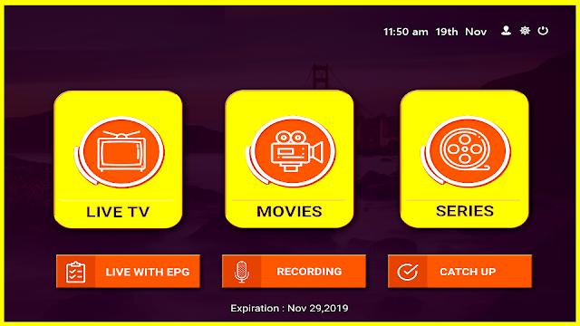 12,000 Channels, 28,000 VoD | Full HD IPTV, Premium Channels + 7 CODES