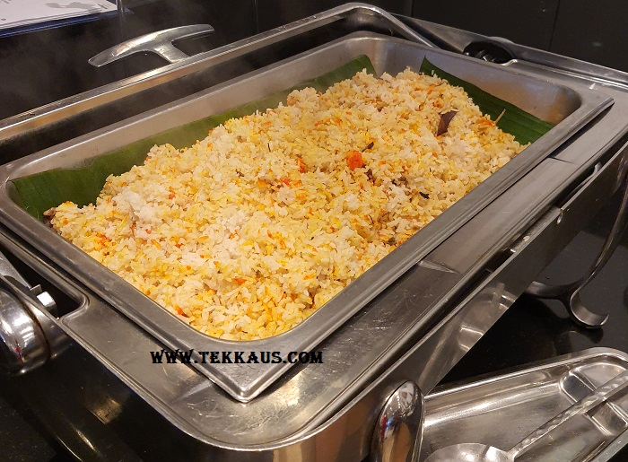 Fragrant Rice Ramadan buffet Holiday Inn Melaka