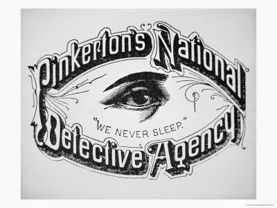 Pinkerton's National detective Agency