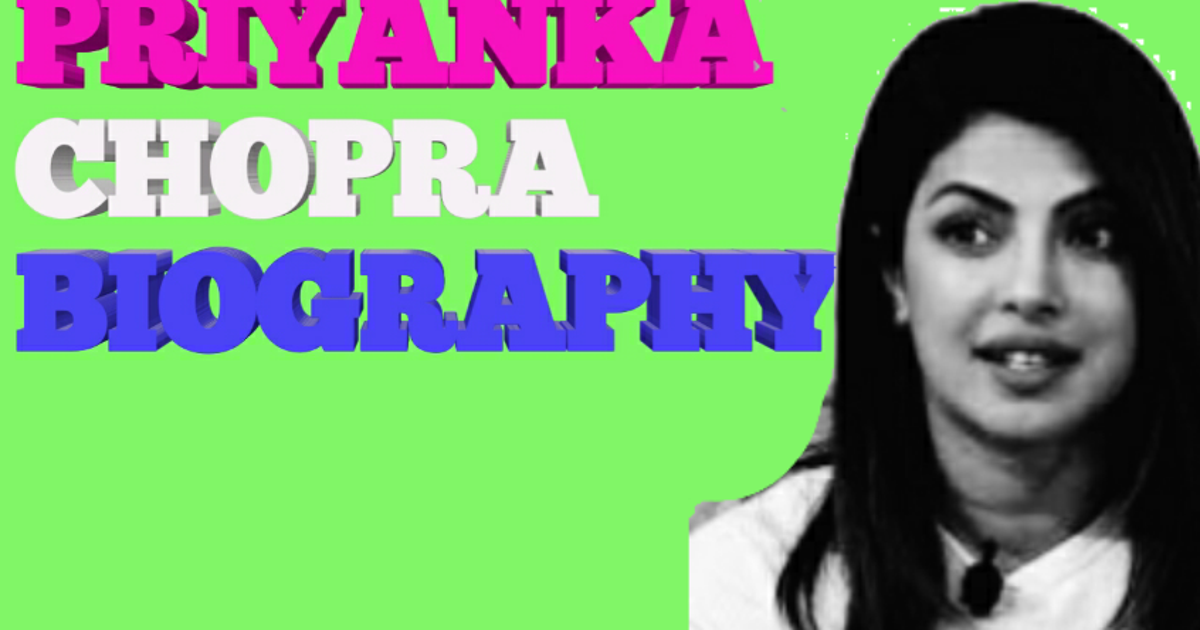 Priyanka Chopra Height, Weight, Age, Wiki, Bio, Biography ...