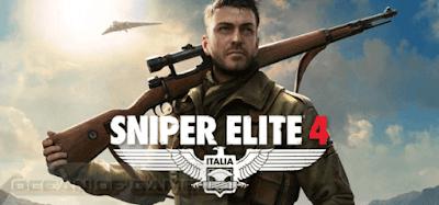 تحميل سنيبر  Sniper Elite 4
