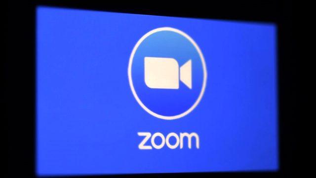 Görüntülü iletişim ve video konferans uygulaması Zoom