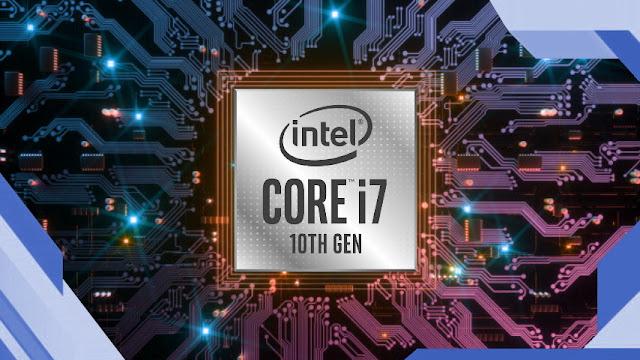 Performa Kencang dengan Prosesor Intel Core Generasi ke-10
