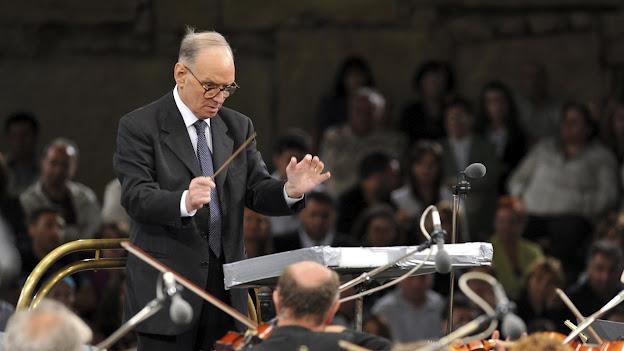 Komposer Film Ikonis Ennio Morricone Meninggal Dunia Umur 91 Tahun