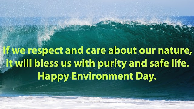World environment day quotes and slogans for 2020