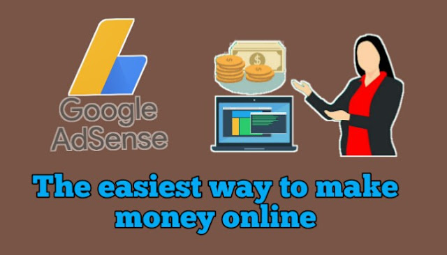 The easiest way to make money online