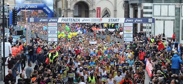 35° firenze marathon