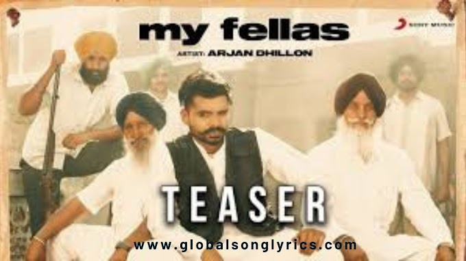 Arjun Dhillon - My Fellas | Latest Punjabi Songs 2020 |