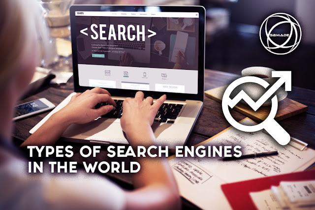 Types of Search Engines In The World