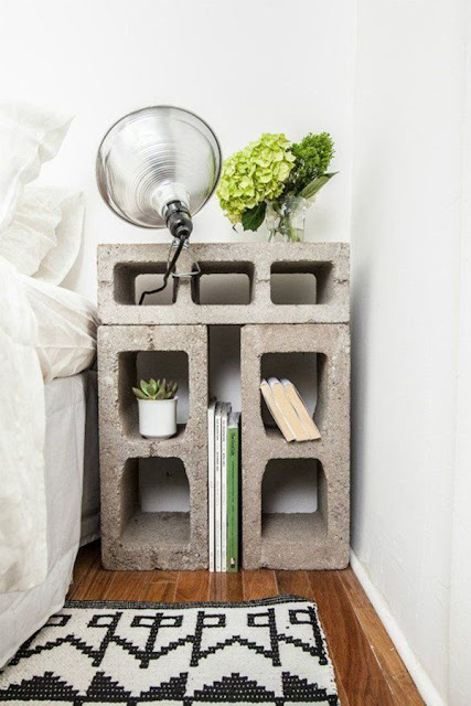 Decorate With Concrete Blocks 2