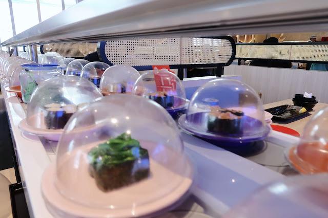 Sushi at Nippon Sushi, Bandar Baru Bangi