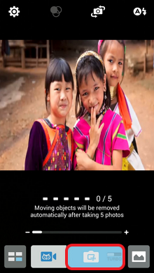 Kamera Smart Remove Asus Zenfone 5