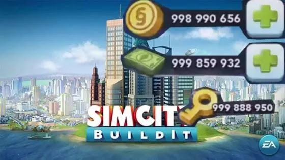 Download SimCity BuildIt MOD APK