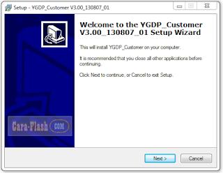 Install YGDP Tool