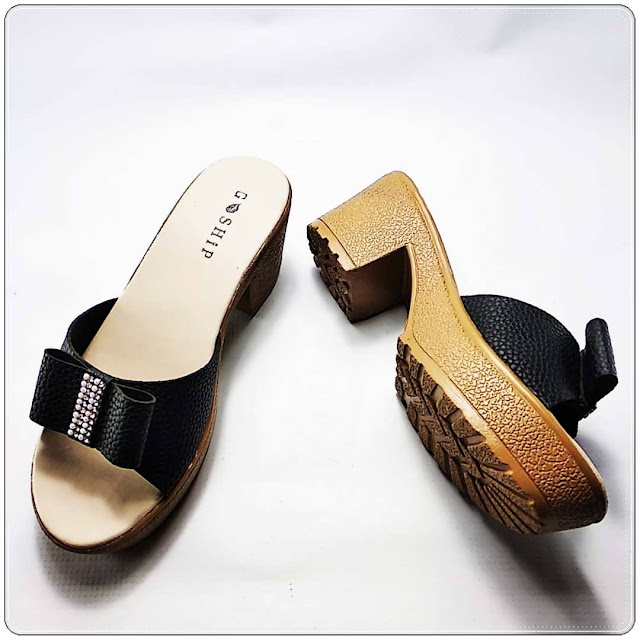 Grosirsandalmurah.net -Sandal Wedges - Hak Wedges Wanita ELF