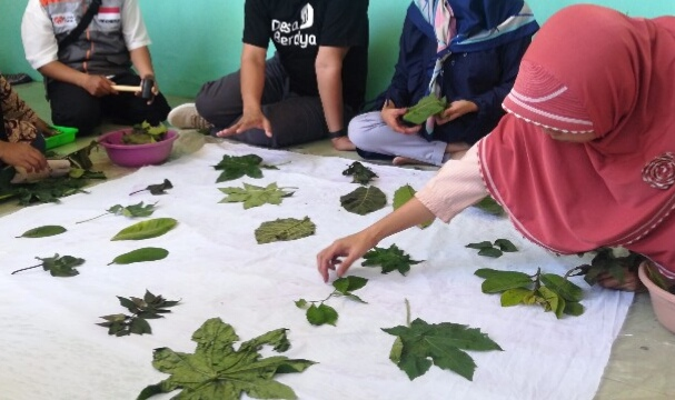 Batik Unik Brontokusuman Di Ekspor!