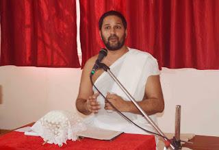 धर्म से लोकिक ओर आध्यात्मिक सुखों की प्राप्ति सम्भव: मुनि रजतचन्द्रविजय