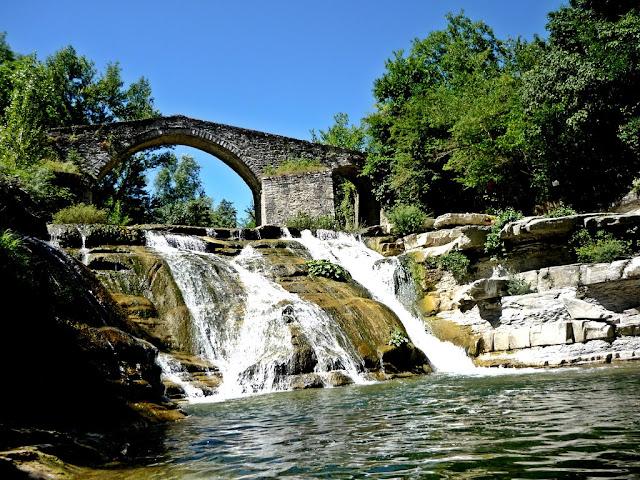 Cascata della Brusia - Forli Cesena - Vacanze in Emilia