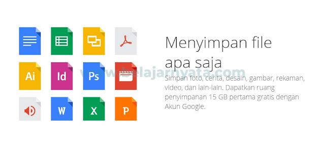 Cara Uploud File ke Google Drive dan Membagikannya dengan Mudah