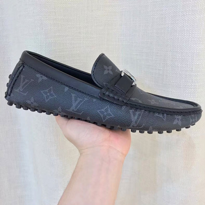 Giày lười LV nam siêu cấp GNLV-843