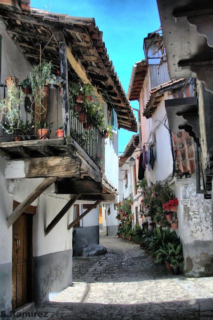Razones por las que visitar Extremadura: 8.El barrio judío de Hervás