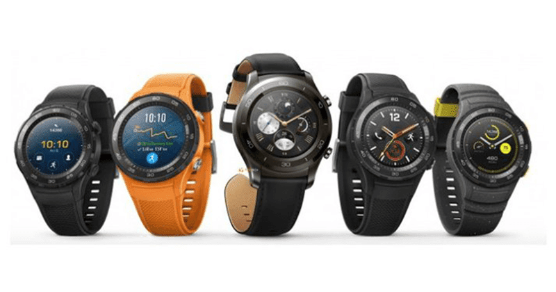 The Huawei Watch 2
