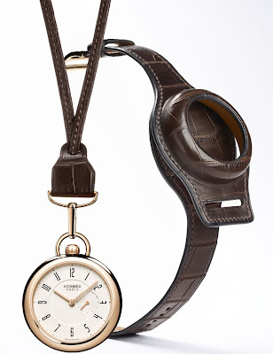 Hermès In The Pocket watch Rose Gold Limited Edition