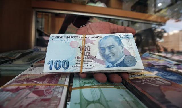 سعر صرف الليرة التركية مقابل العملات الأجنبية اليوم الأربعاء 5/5/2021