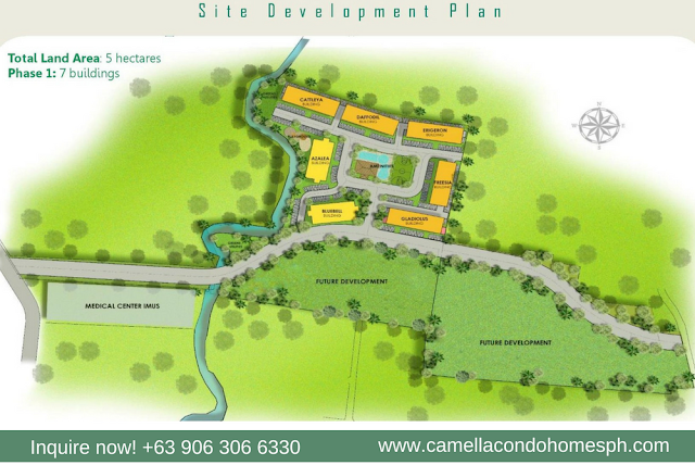 The Meridian Bacoor by Camella Condo Homes