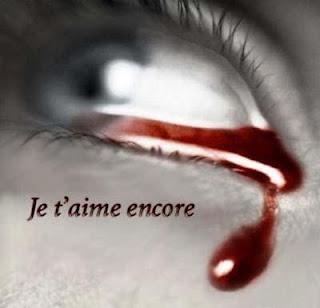 صور عيون تبكي دم , صور دموع من دم