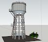 Sketup file-Ruet Water Tank