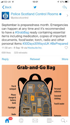 Ambush Predator: Is There Anything In That Bag