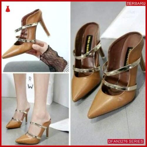 DFAN3276S37 Sepatu Dw 03 High Wanita Hils Ivory BMGShop
