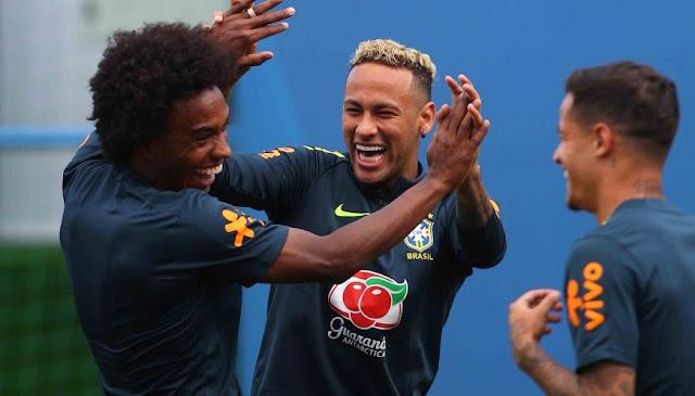 Prediksi Brasil V Kosta Rika: 3 Angka Pertama Tim Samba