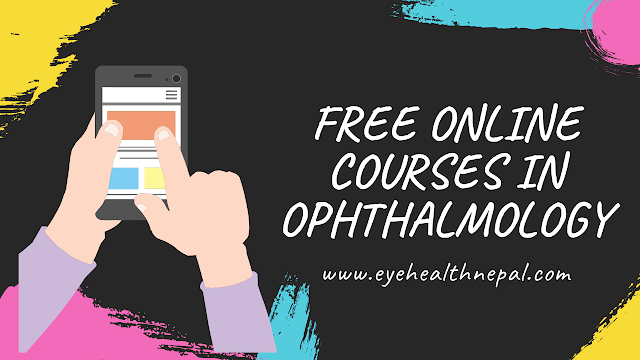 Free Online Courses in Ophthalmology