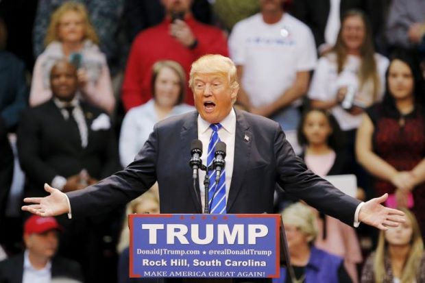 Inilah Biografi Donald Trump President As Ke 45
