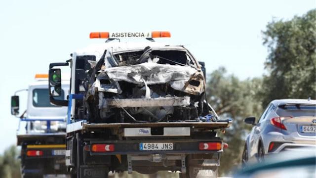 Αποκαλυπτική κατάθεση Καλντερόν: «Το αυτοκίνητο του Ρέγιες άρχισε να πετάει»