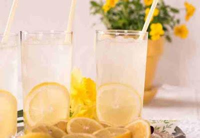 وصفة بذور الشيا مع الزبادي والليمون