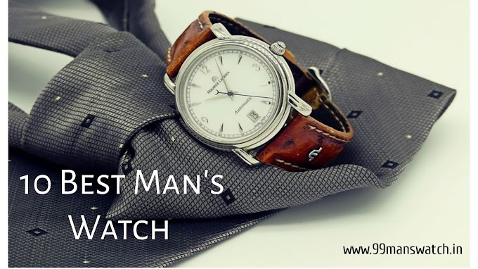 Best Top 10 Man's watch in India 2020 || under 50,000 R's - 99man'swatch