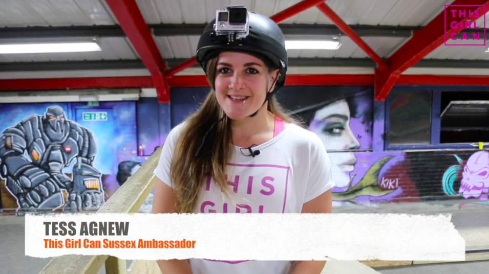 FitBits | Tess Agnew - This Girl Can Sussex Ambassador