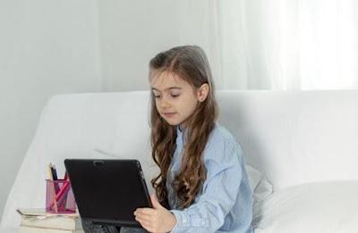 Anak akan lebih mudah belajar matematika dengan teknologi.