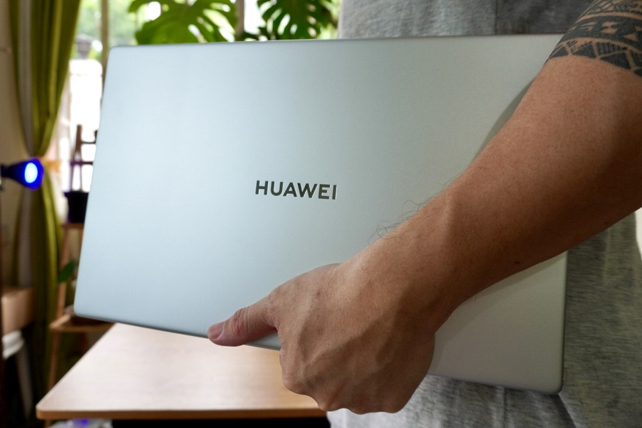 Huawei MateBook D15 2021 Review - The Wrap