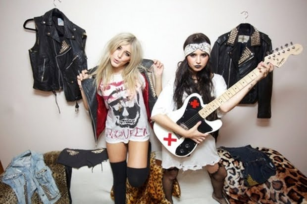 Blog Girls | Rock N' Roll